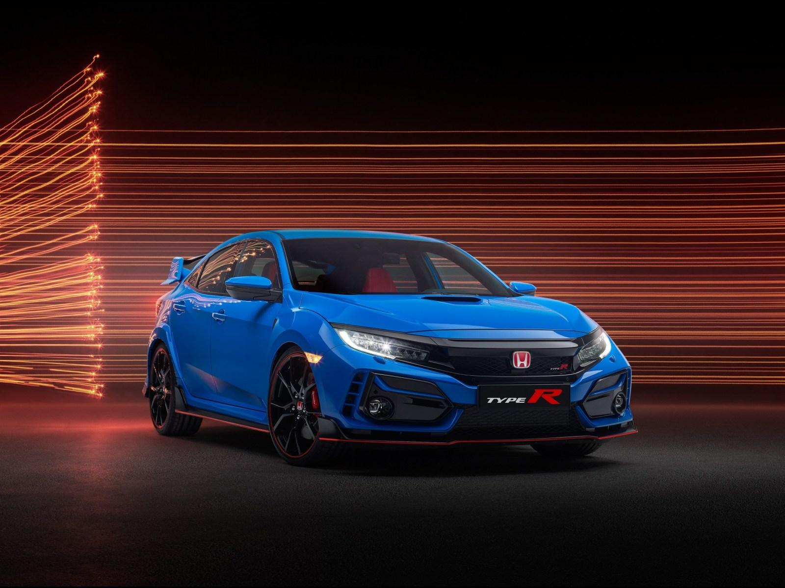 Honda Civic Type R - Gamma 2020