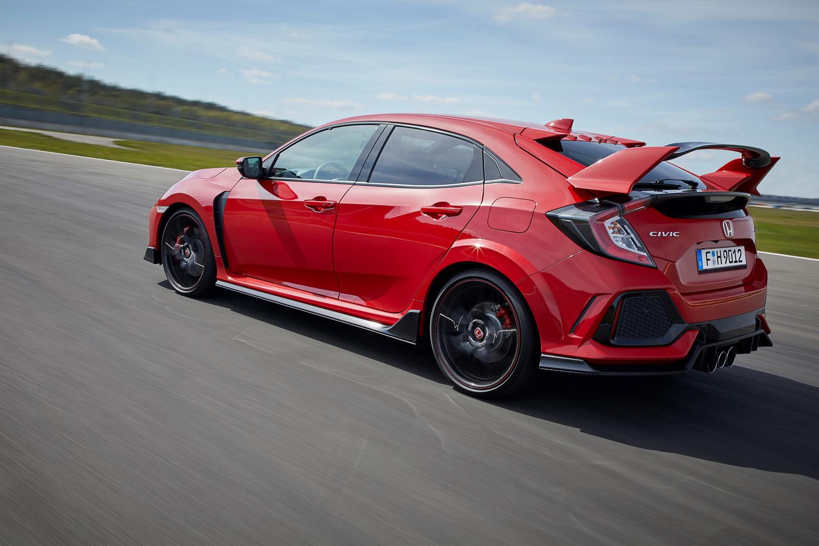 Honda Civic Type R MY 2018