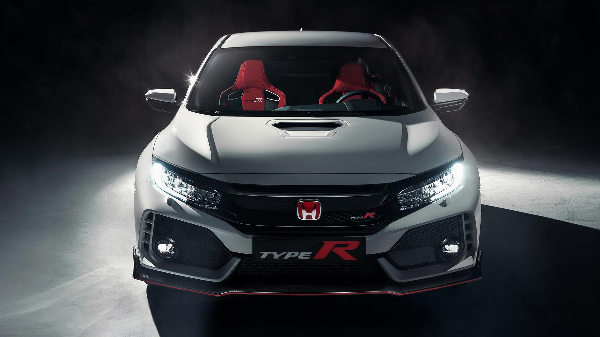 Honda Civic Type R - Salone di Ginevra 2017