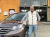 Honda CR-V 1.6 Diesel i-DTEC e Gabriele Tarquini