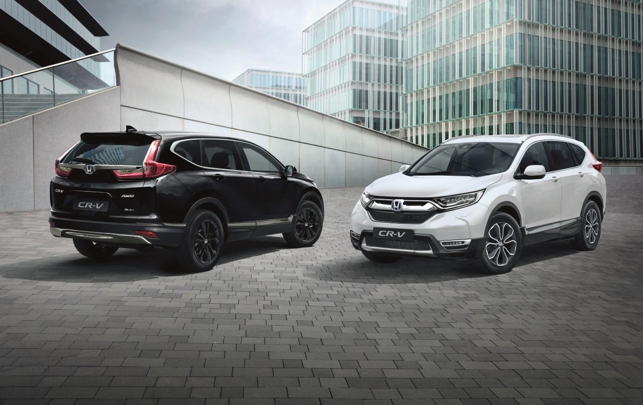 Honda CR-V Hybrid 2021 - Foto ufficiali