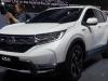 Honda CR-V Hybrid Prototype Foto Live - Salone di Francoforte 2017