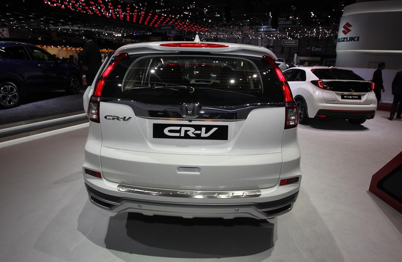 Honda CR-V MY 2015 - Salone di Ginevra 2015