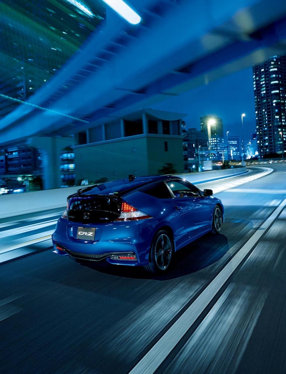 Honda CR-Z MY 2016