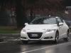 Honda CR-Z Test Drive