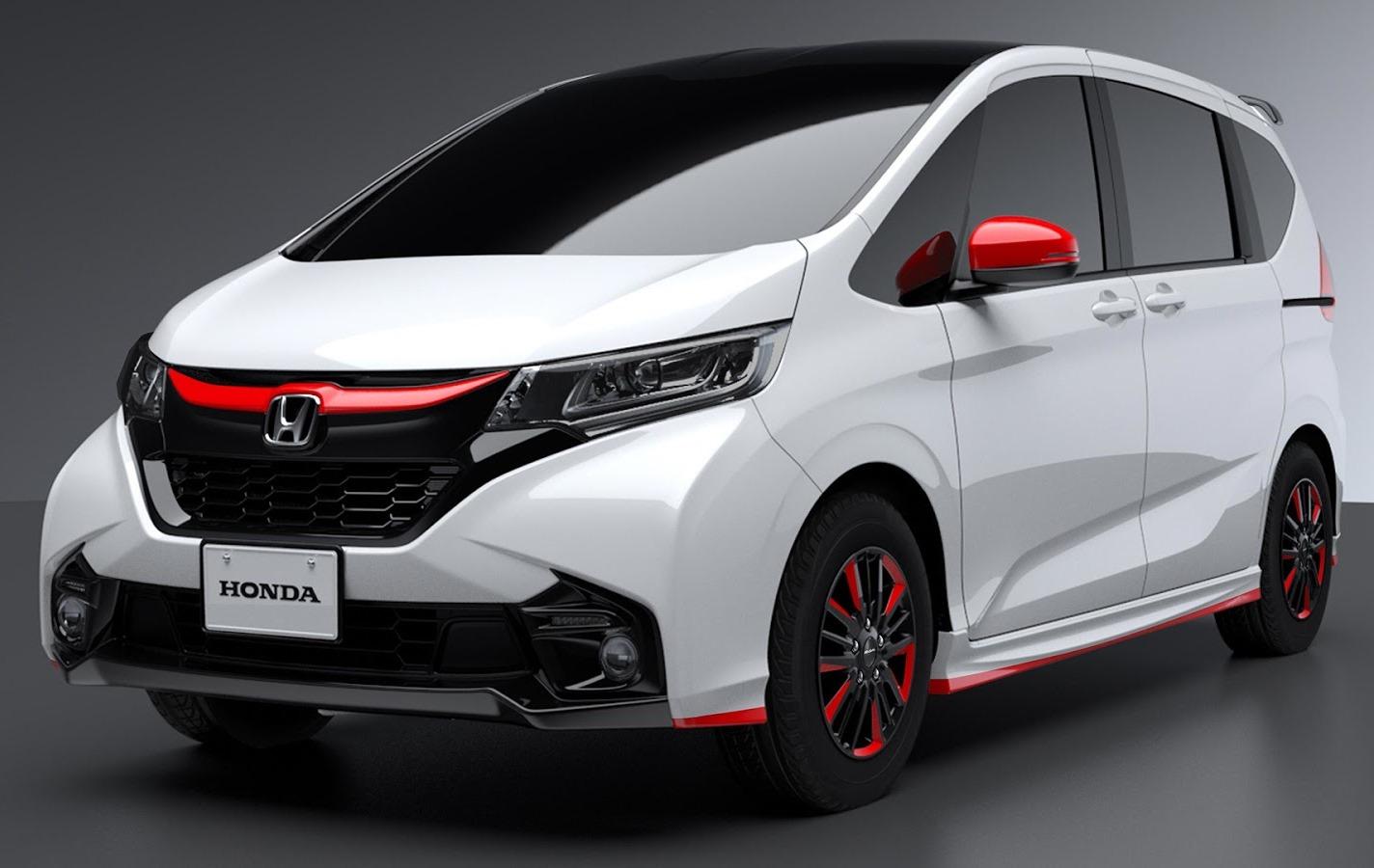 Honda Freed Tokyo Auto Salon 2017 2 7