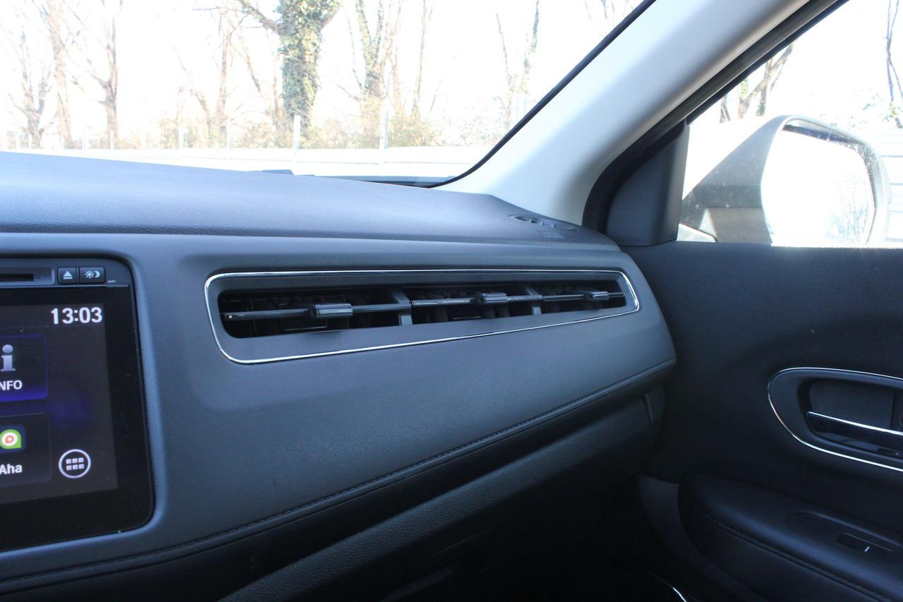 Honda HR-V 1-6 i-DTEC: prova su strada