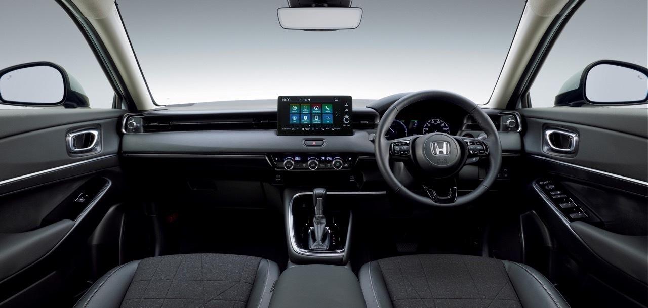Honda HR-V 2021 - Foto ufficiali