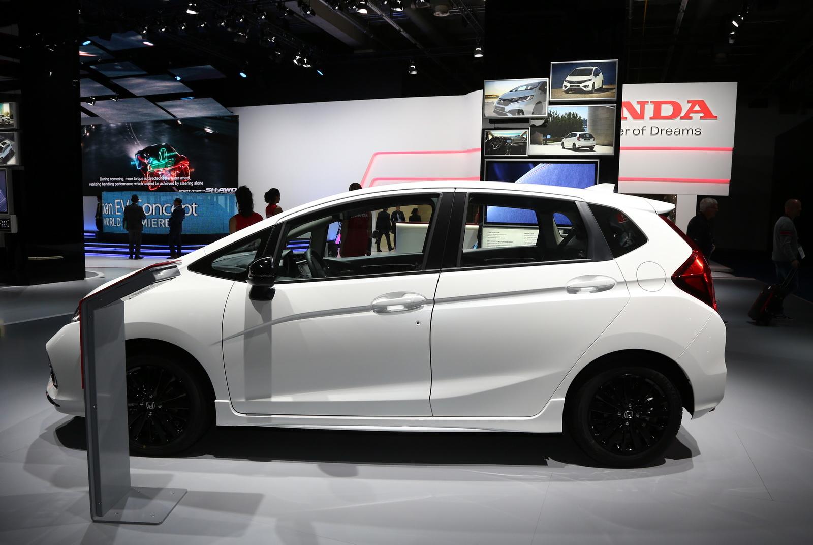 Honda Jazz Dynamic Version