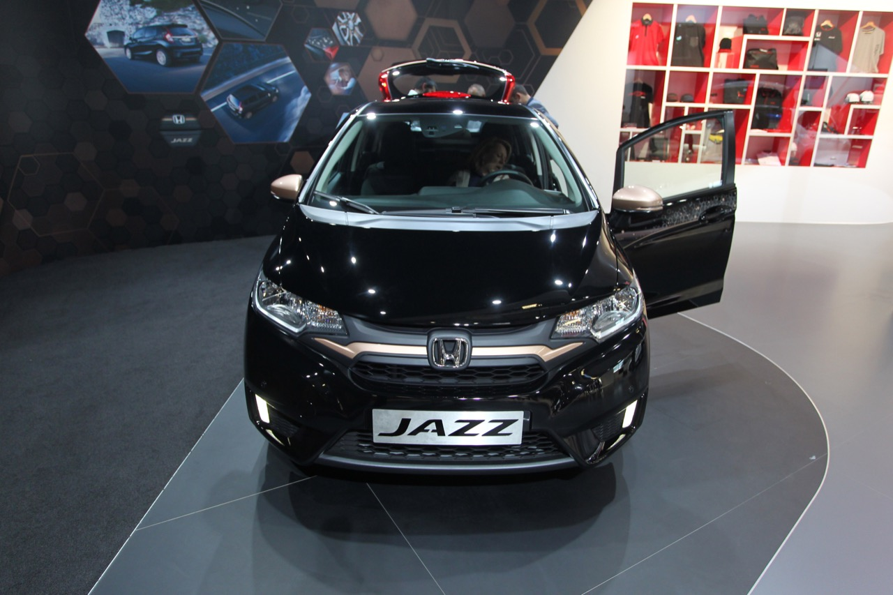 Honda Jazz Spotlight Edition - Salone di Parigi 2016