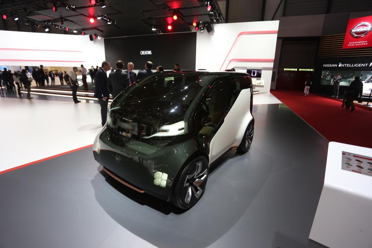 Honda NeuV - Salone di Ginevra 2018