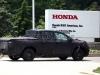Honda Ridgeline - Foto spia 05-08-2015