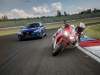 Honda Type R e Fireblade