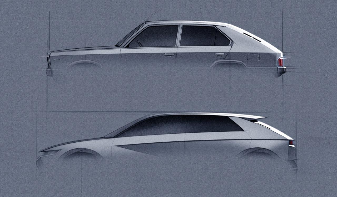 Hyundai 45 concept - foto e immagini ufficiali