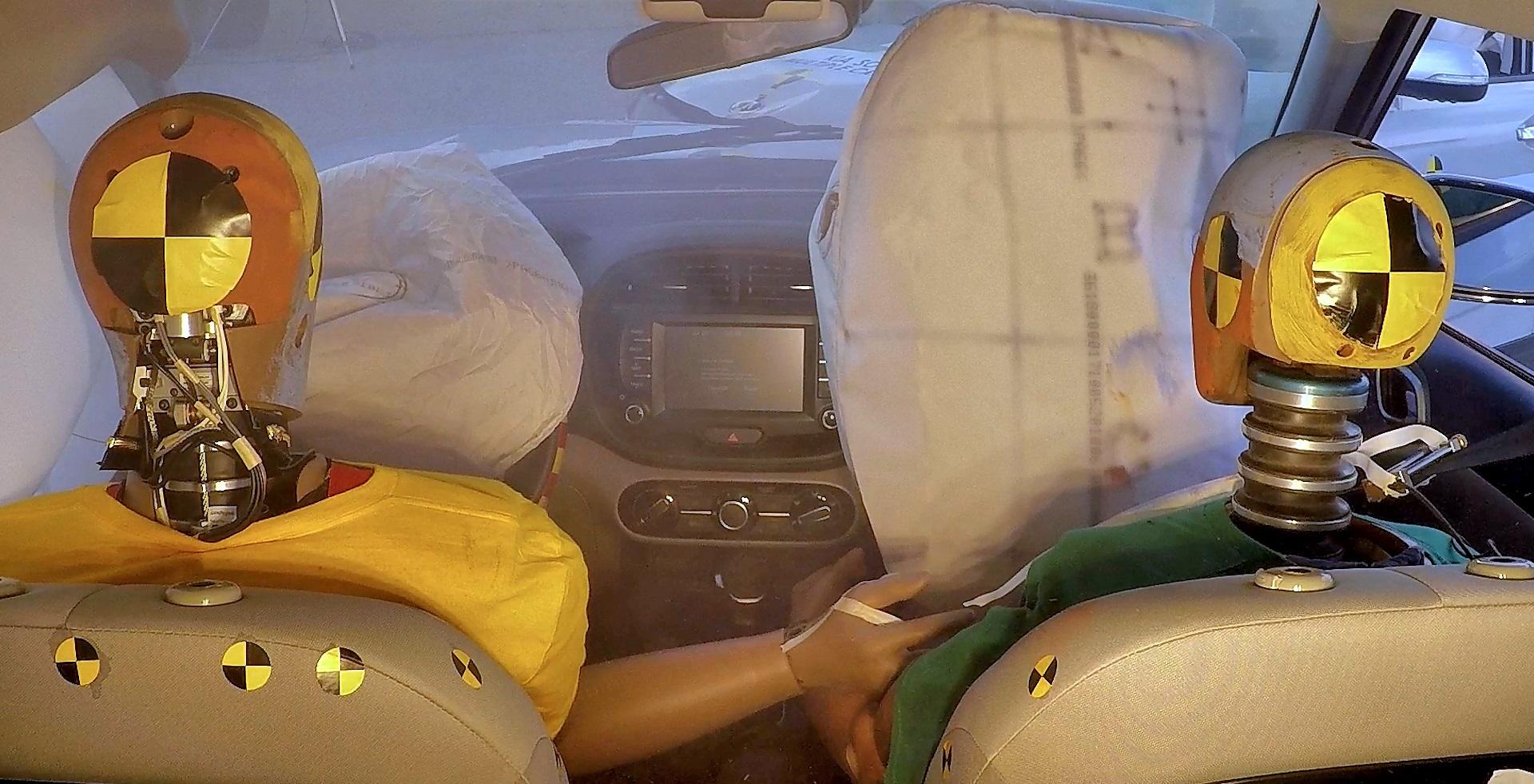 Hyundai - Airbag collisioni multiple