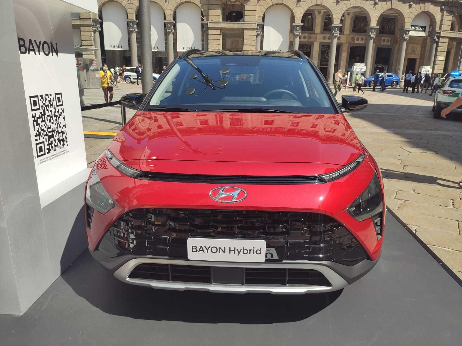 Hyundai Bayon  e Ioniq5 - Mimo 2021
