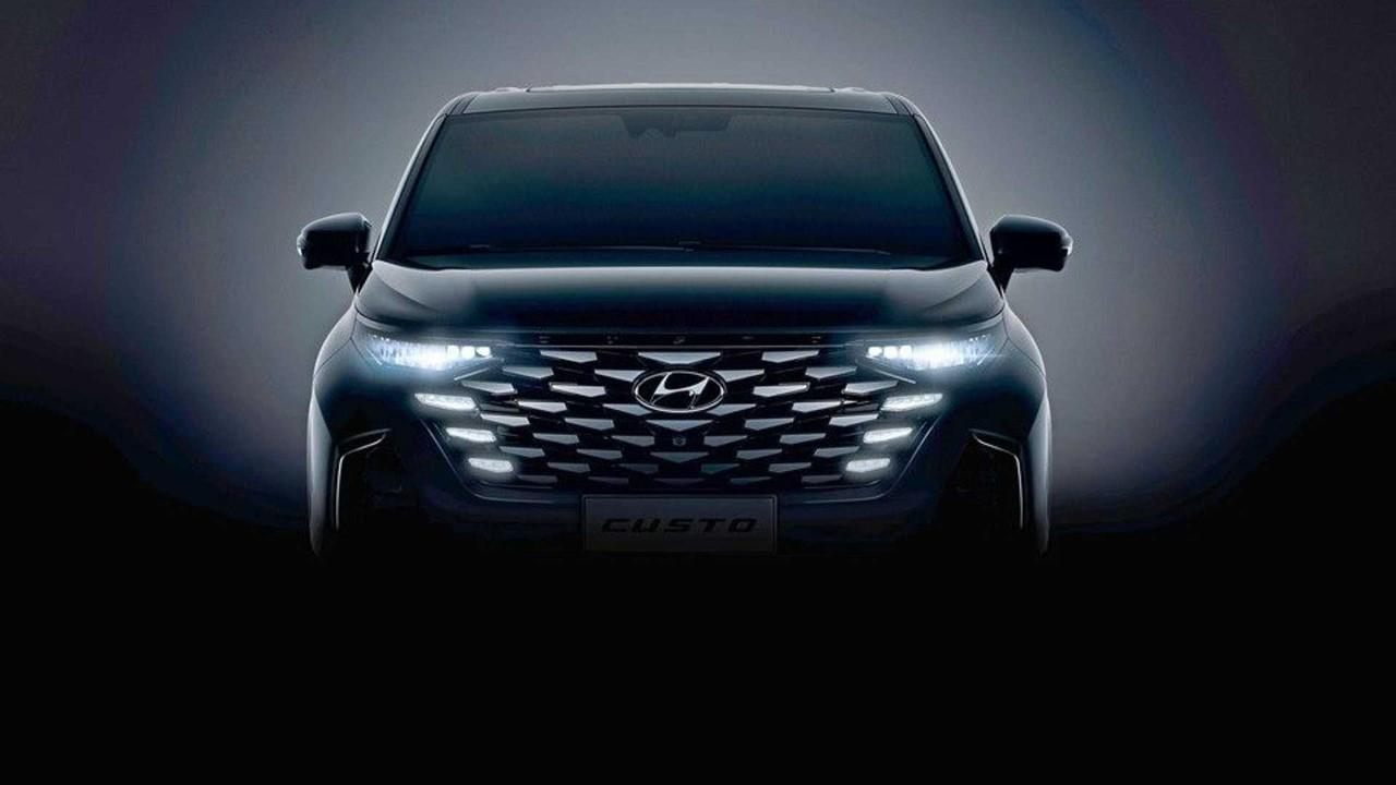 Hyundai Custo - Teaser