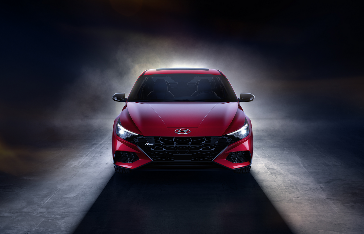 Hyundai Elantra 2021 -N Line