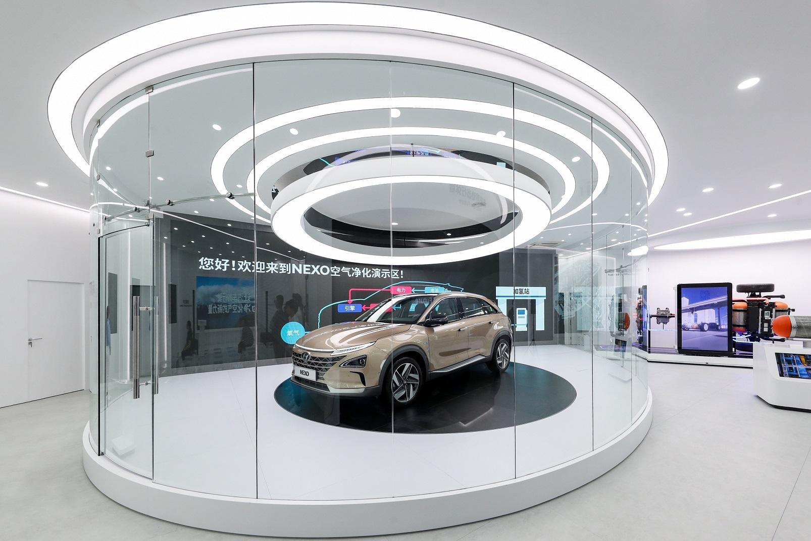 Hyundai Hydrogen World