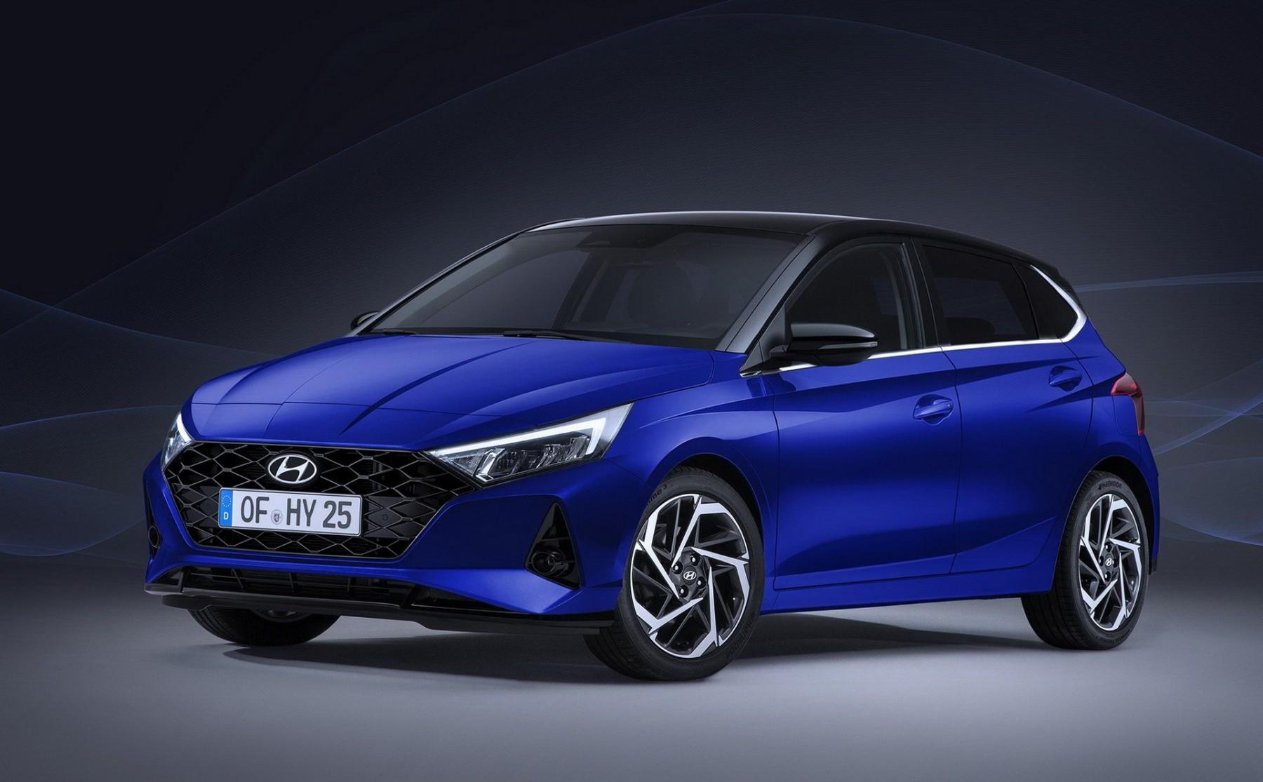 Hyundai i20 2020 - Foto leaked