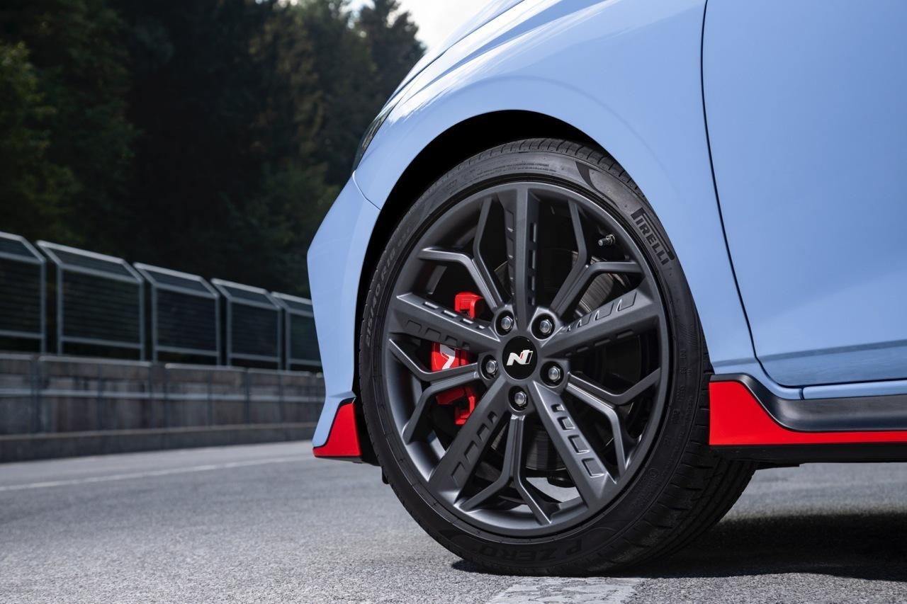 Hyundai i20 N 2021 - Foto ufficiali