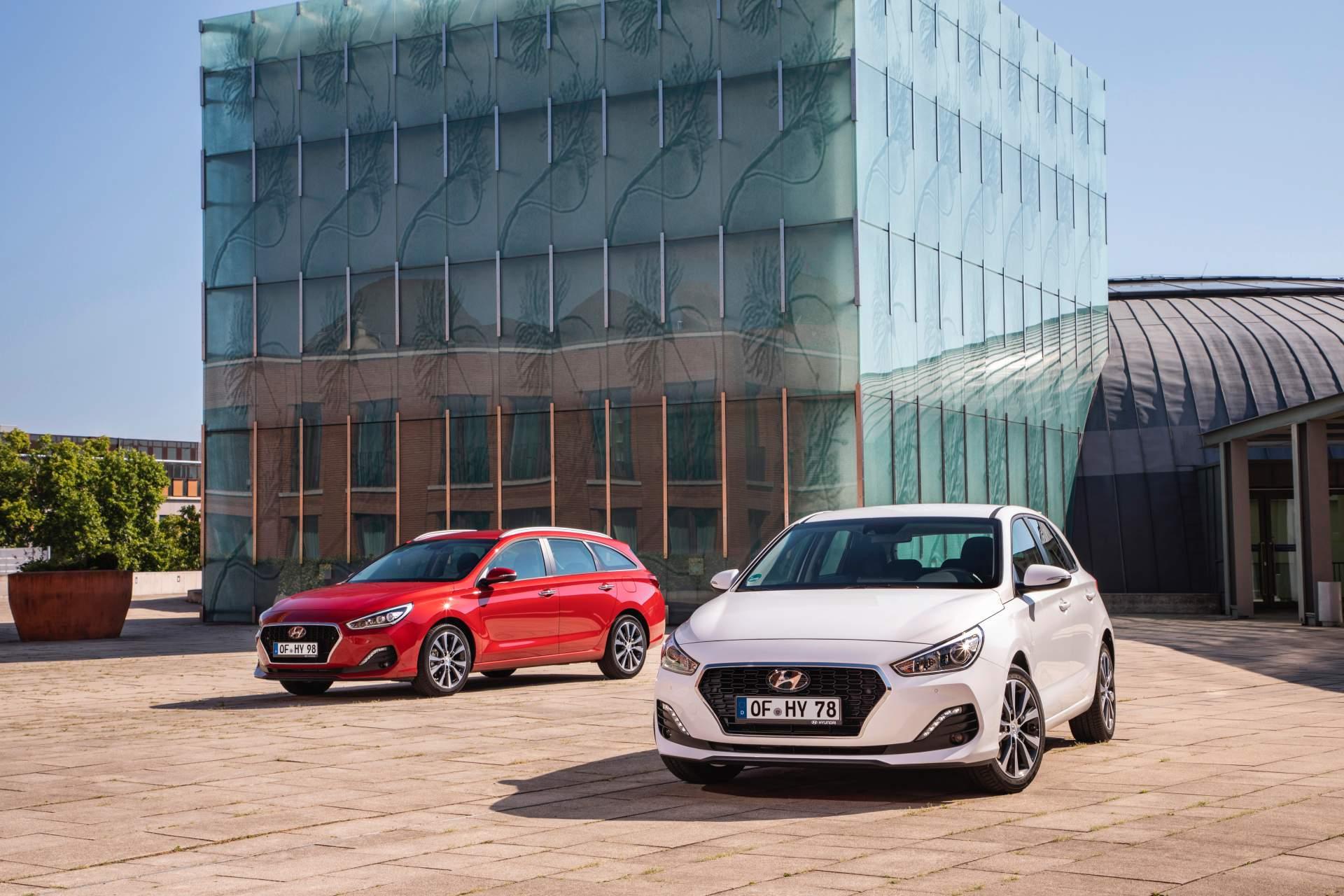 Hyundai i30 MY 2019