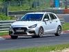 Hyundai i30 N-Line foto spia 21 giugno 2018