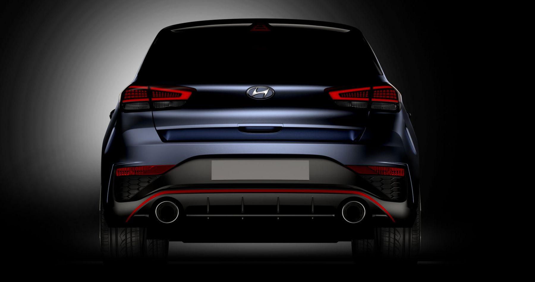 Hyundai i30 N - Teaser