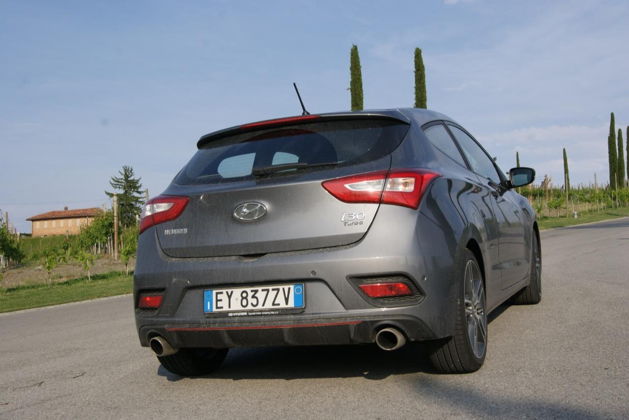 Hyundai i30 Turbo - Primo contatto 2015