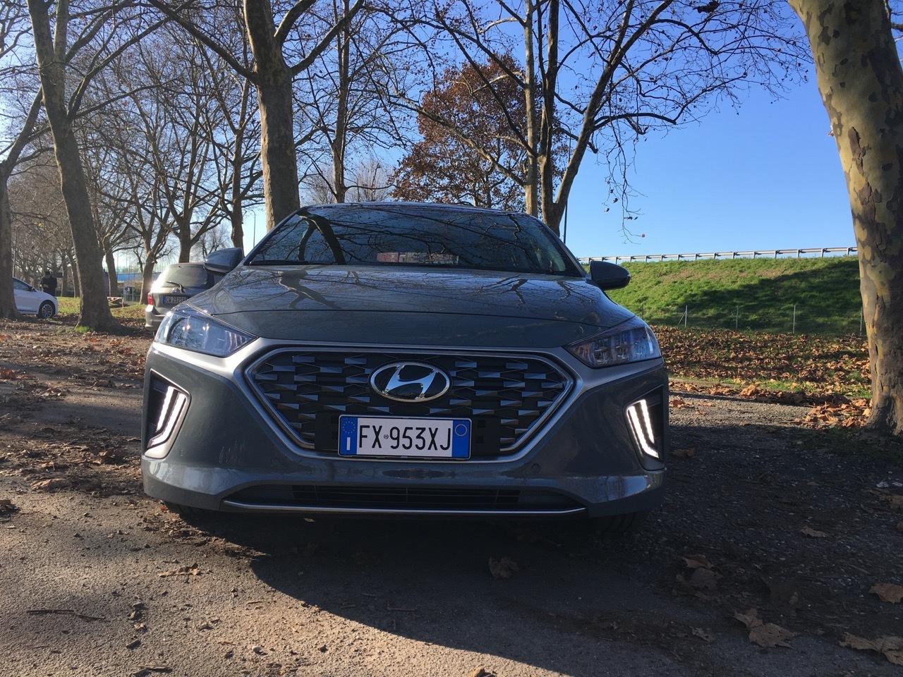 Hyundai Ioniq Plug-In Hybrid - Milano