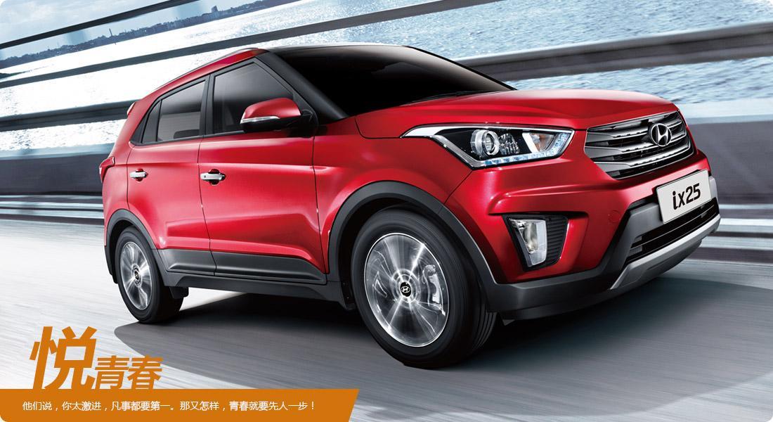 Hyundai Ix25 Foto 6 Di 9