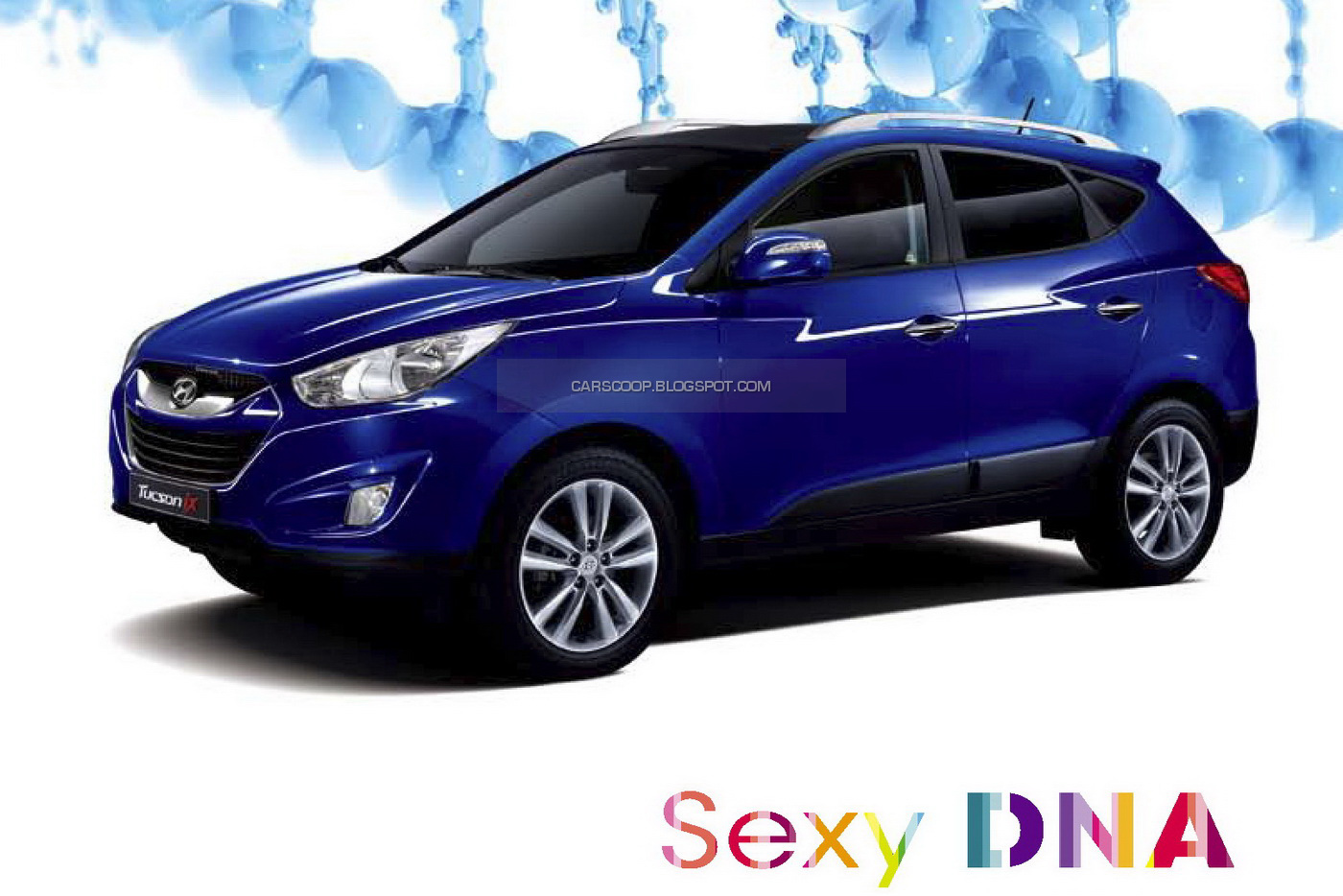 hyundai ix35 tucson 19 20. Black Bedroom Furniture Sets. Home Design Ideas