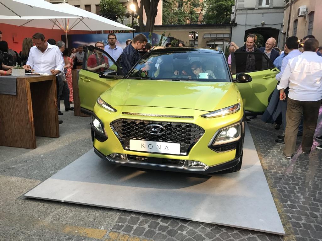 Hyundai KONA - Debutto europeo - Foto 9 di 12