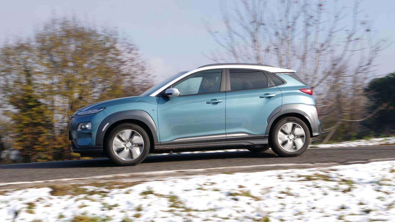 Hyundai Kona Elettrica - Come Va