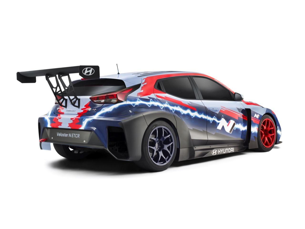 Hyundai Motorsport Veloster N ETCR - foto