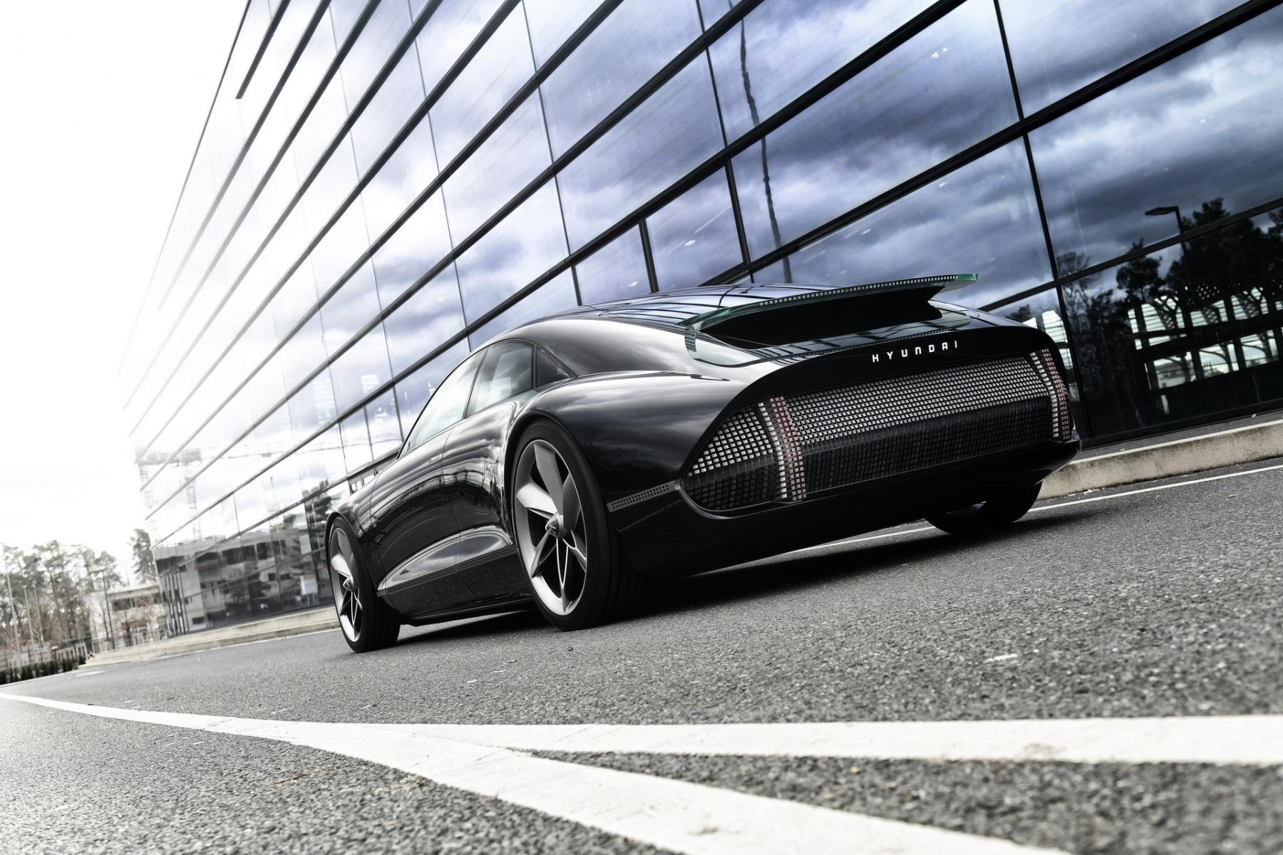 Hyundai Prophecy - 45 EV