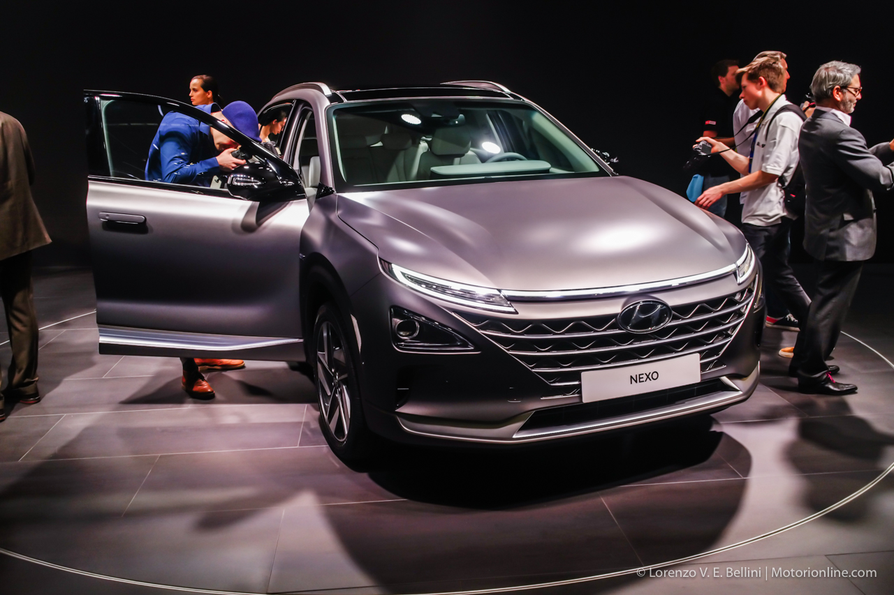 Hyundai - Salone di Ginevra 2018