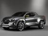 Hyundai Santa Cruz Crossover truck concept 2015