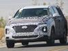 Hyundai Santa Fe foto spia 17 Agosto 2017