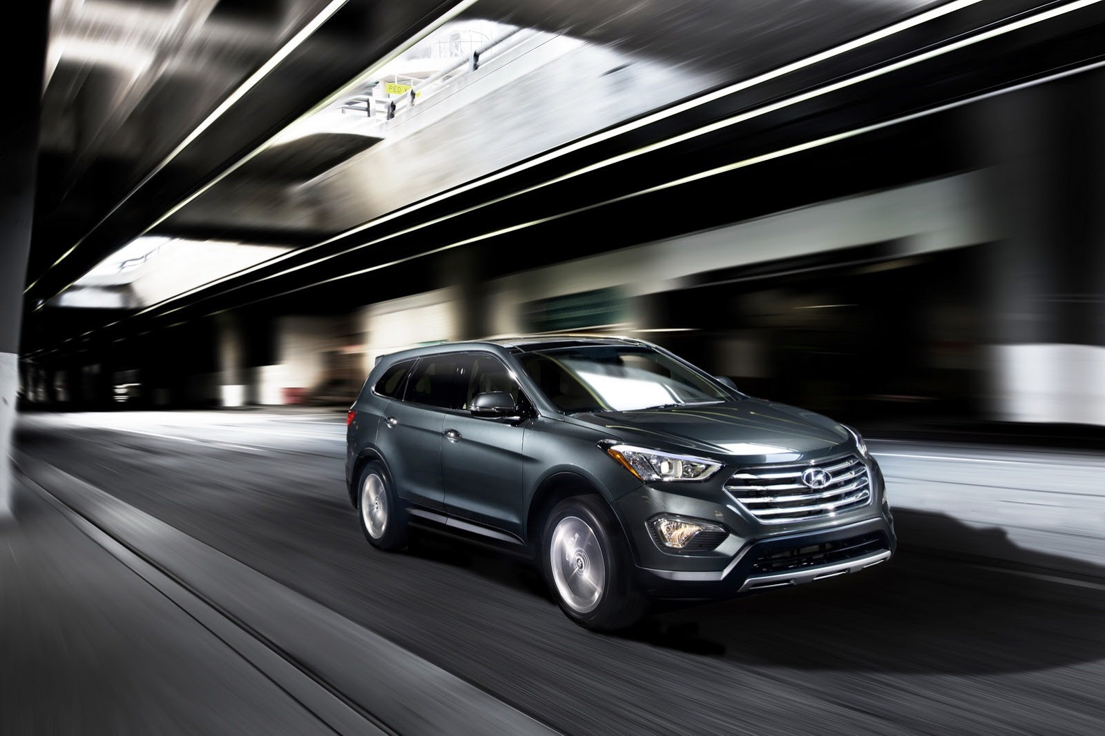 Hyundai Santa Fe - Salone di Los Angeles 2012