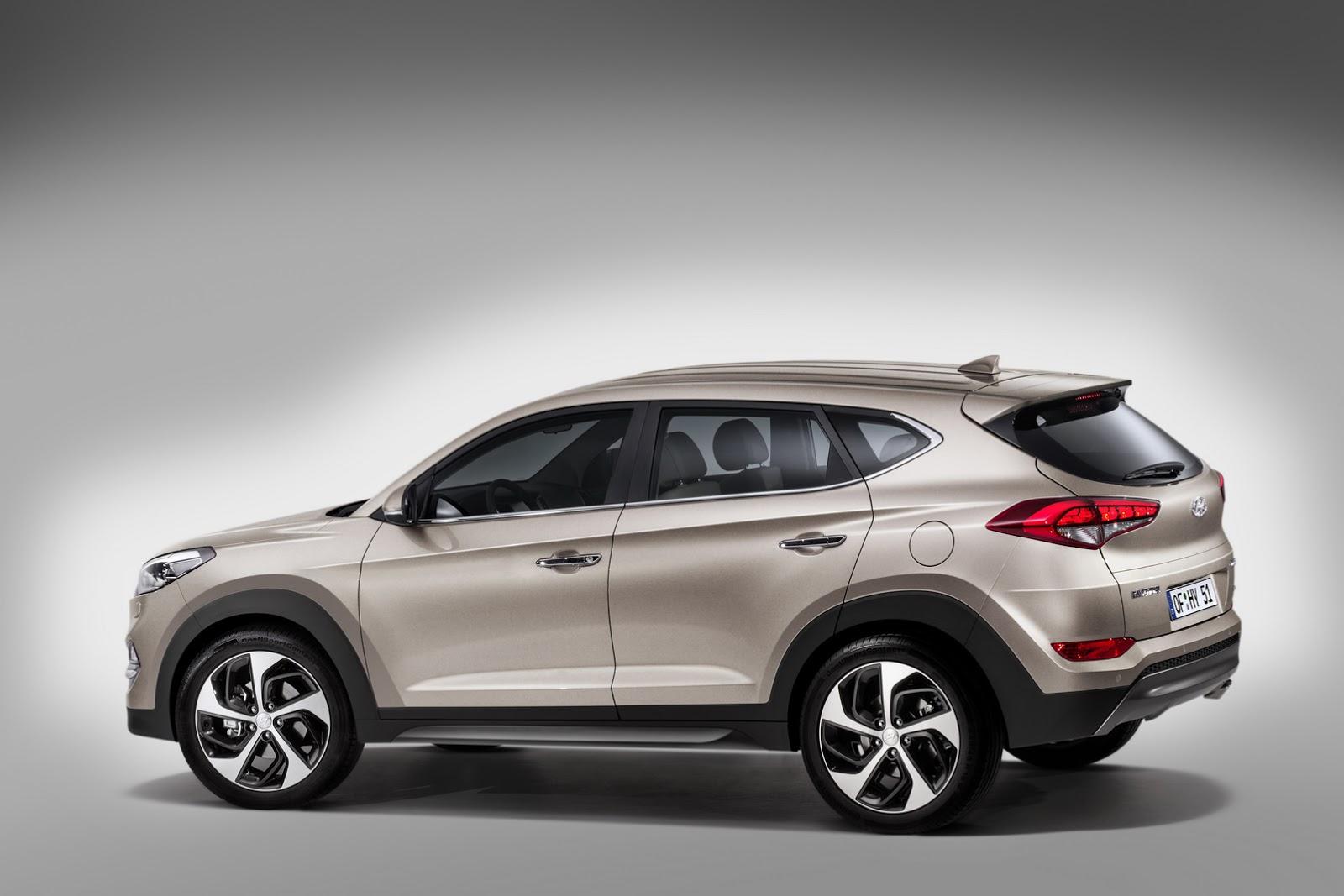 Hyundai Tucson 2016 1 10