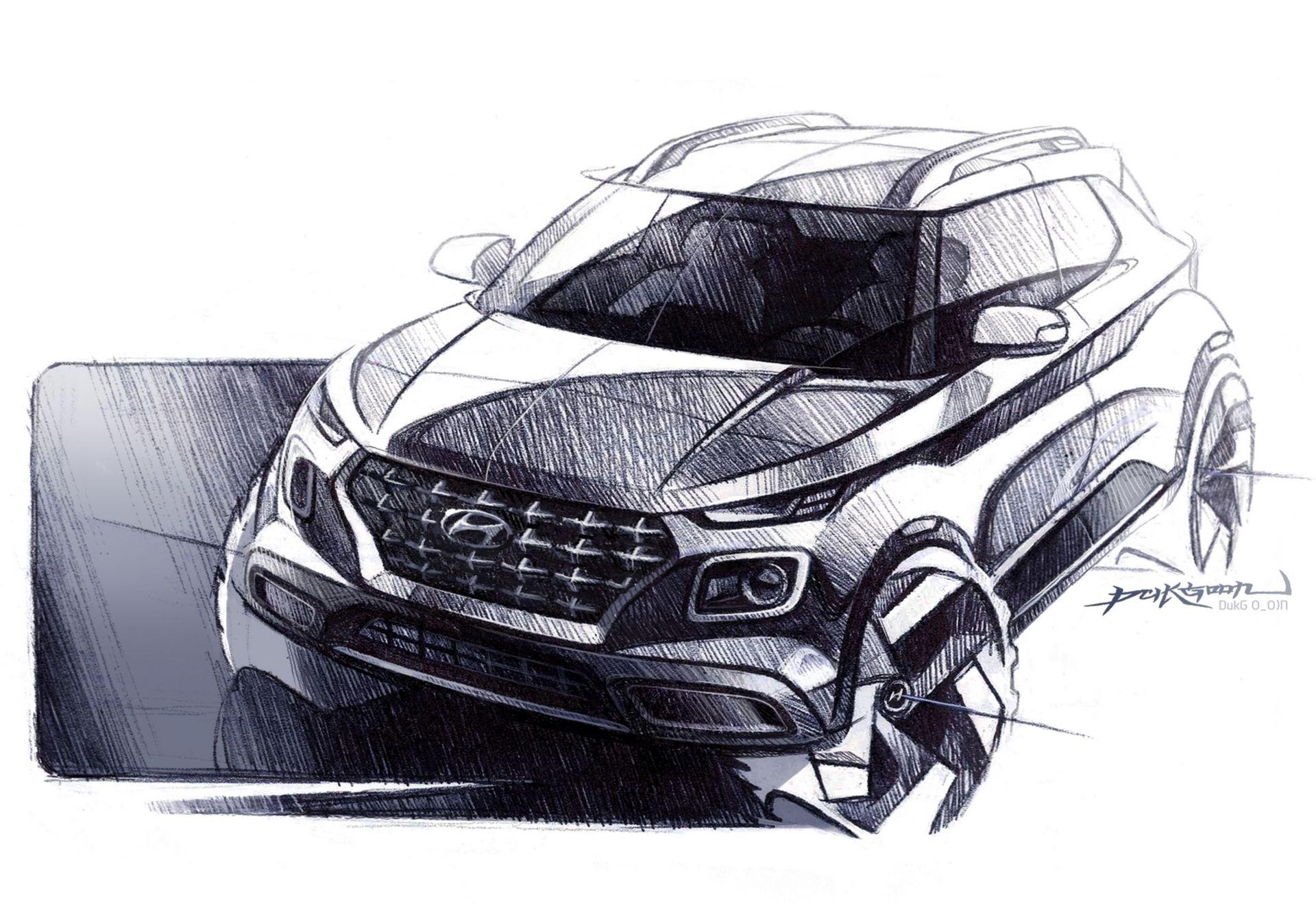 Hyundai Venue - Teaser