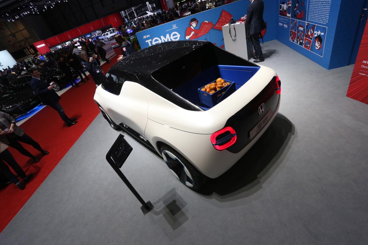 IED Honda Tomo - Salone di Ginevra 2019