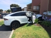 Incidente Tesla Model X