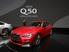 Infiniti Q50 Restyling Foto Live - Salone di Ginevra 2017