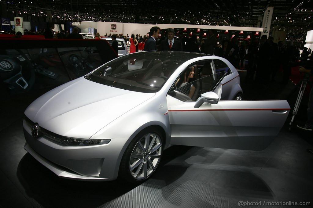 Italdesign Volkswagen Tex Ginevra 2011