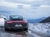Itinerario Pirelli Porsche 911 inverno 2017