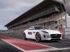 Jagar F-Type Coupé R sul circuito de Catalunya