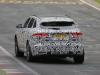 Jaguar F-Pace SVR foto spia Nurburgring 20 settembre 2016