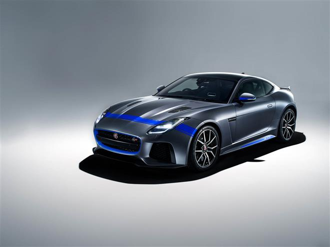 Jaguar F-Type Graphic Pack